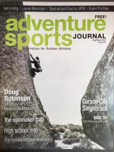 ASJ Bouldering Cover Story