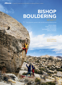 Bishop Bouldering Select - Cover
