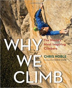 Why We Climb - book cover